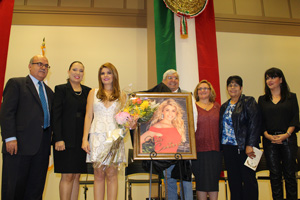 Texas Southmost College hosted the 2015 Mr. Amigo unveiling on Nov. 18, 2015 at the ITEC Center. Mexican actress Itatí Cantoral was the 2015 Mr. Amigo. It was the first time that a Mr. Amigo honoree was present at the unveiling.