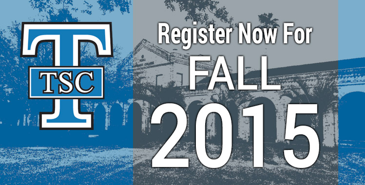 Summer Fall 2015 Registration